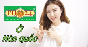 Top 6 Quán ăn bán các món ăn của người Việt Nam tại Seoul, Hàn Quốc