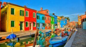 Top 8 Thành phố lãng mạn nhất Châu Âu